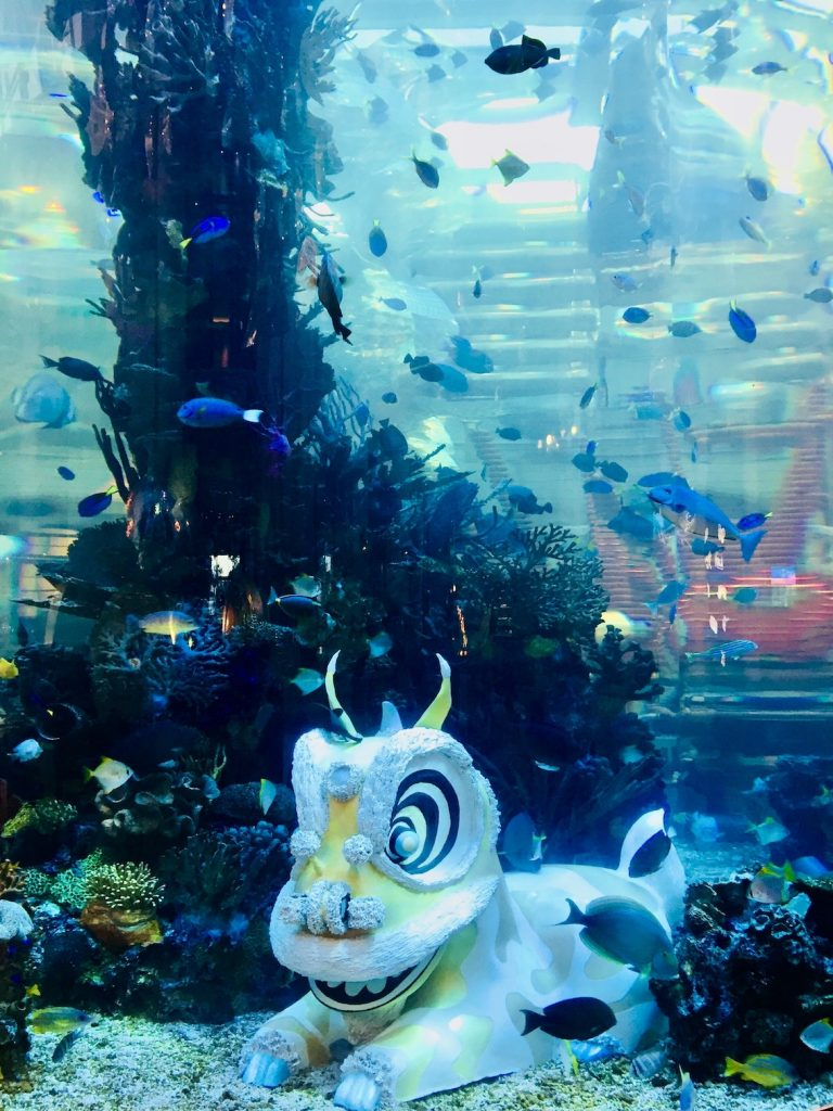 Aquarium MGM Hotel & Casino Macau