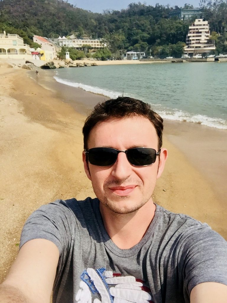 Cheoc Van Beach Macau.