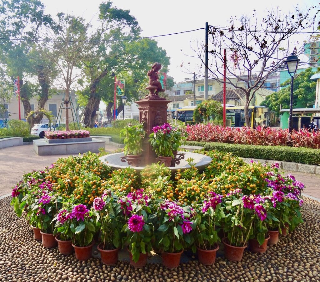Garden Square Coloane Village Macau
