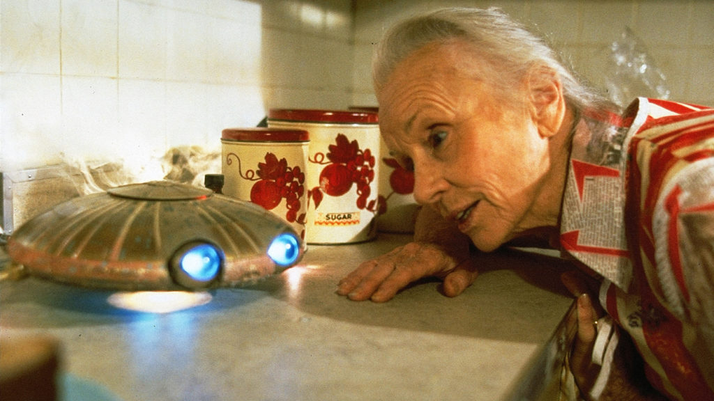 Jessica Tandy Batteries Not Included.