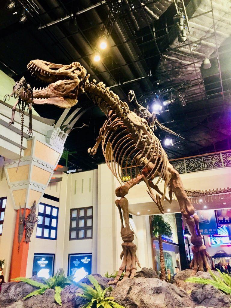 Jurassic Park Studio City Macau