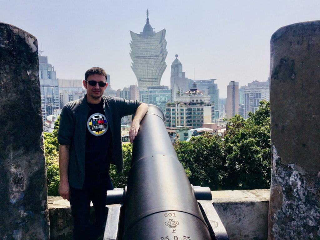 Monte Fort Macau.