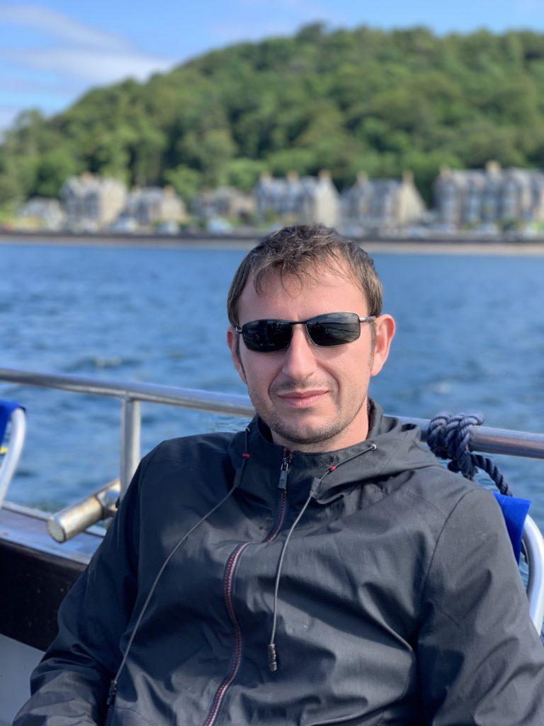 Oban Bay Argyll Sea Tours Scotland.