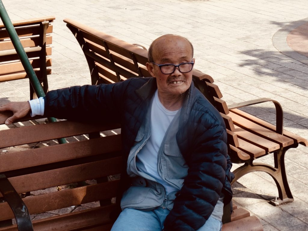 Old Man Camoes Garden Macau.