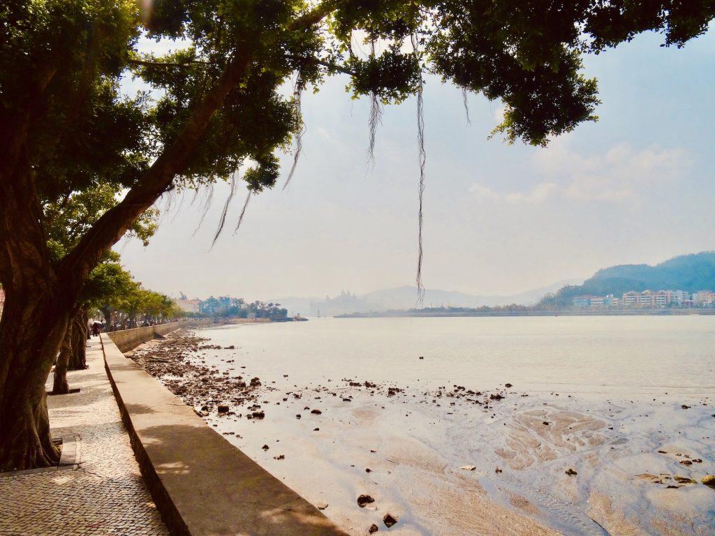 Seac Pai Van Bay Macau.