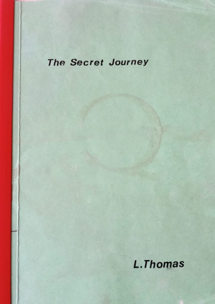 The Secret Journey by Leighton Thomas.