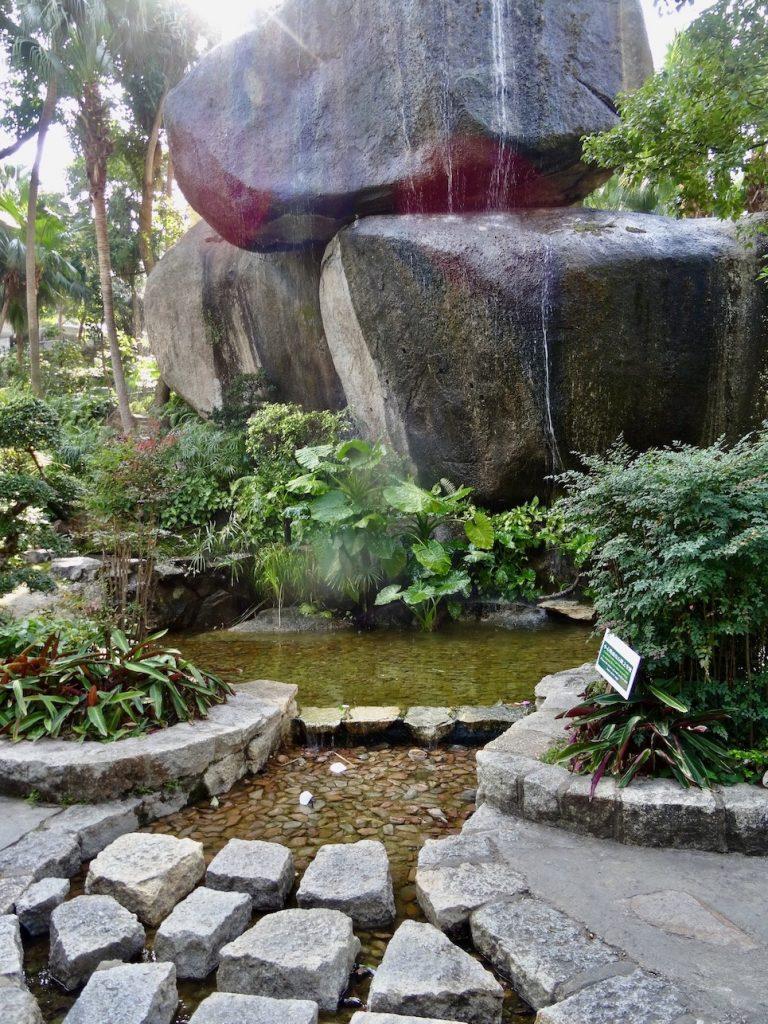 Visit Camoes Garden Macau.