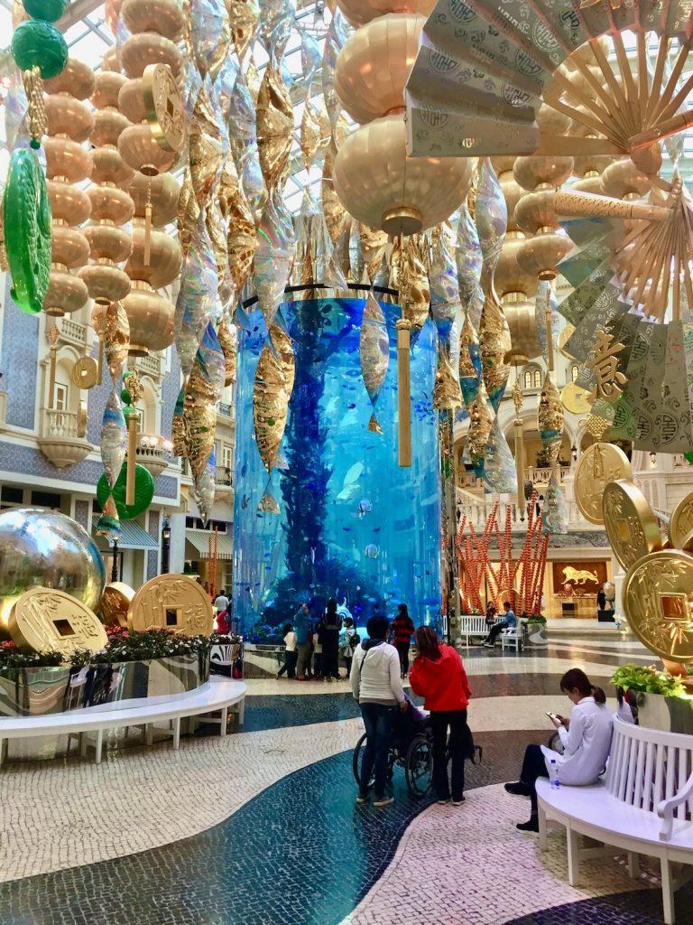 Visit MGM Hotel & Casino Macau
