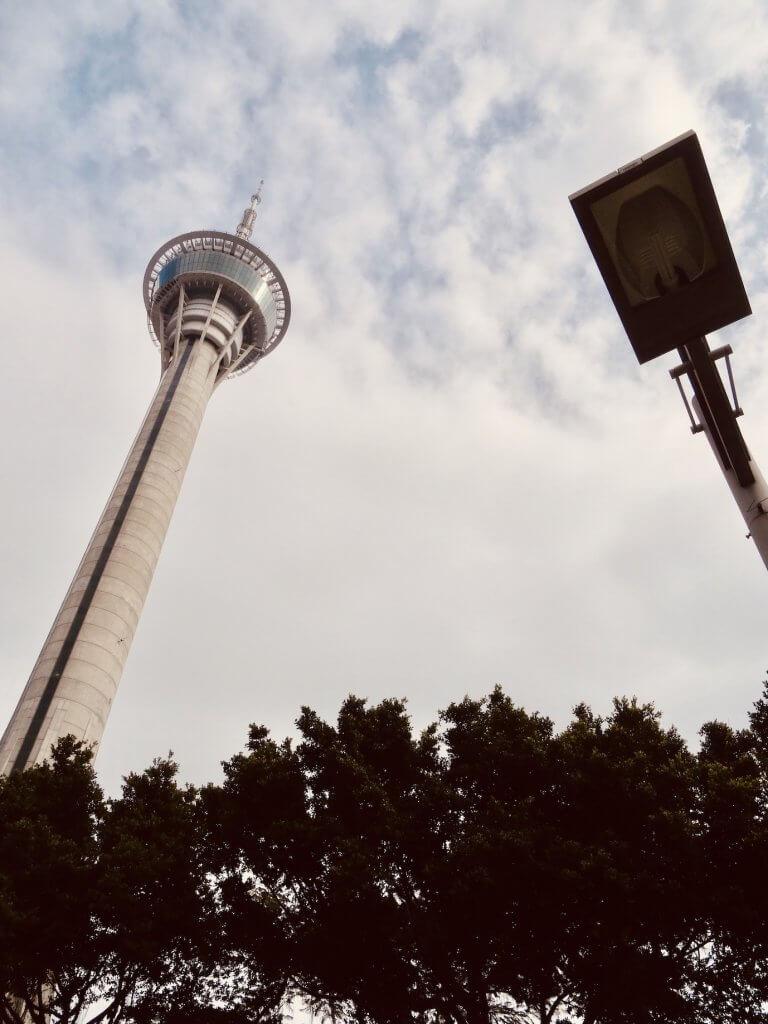 Visit Macau Tower.