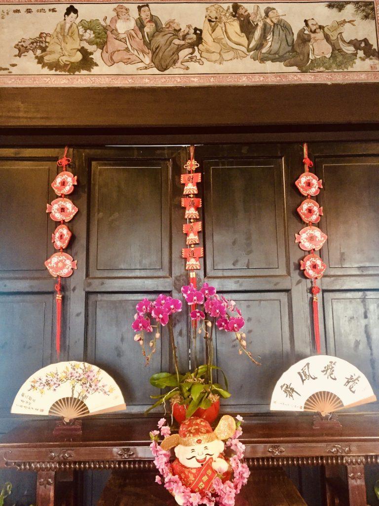Visit Mandarin's House.