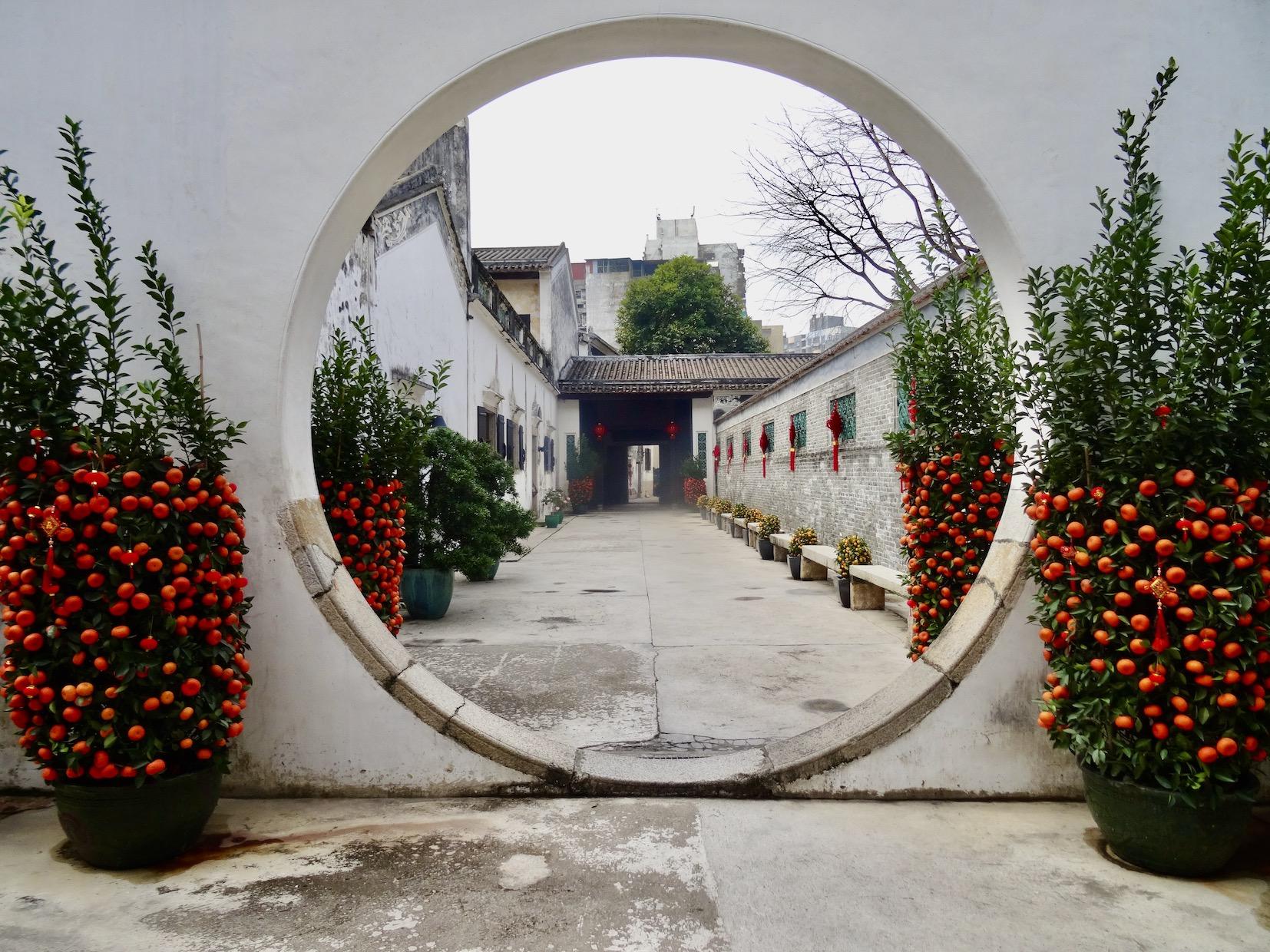 Visit Mandarin's House Macau.