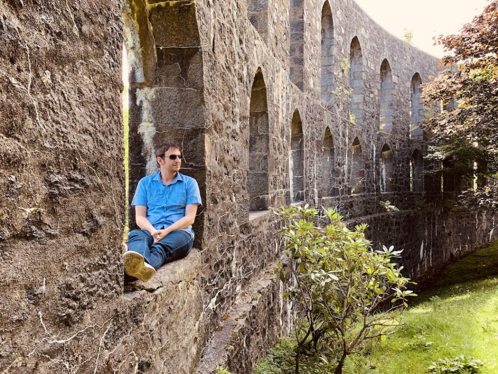 Visit McCaig's Tower Oban Scotland.