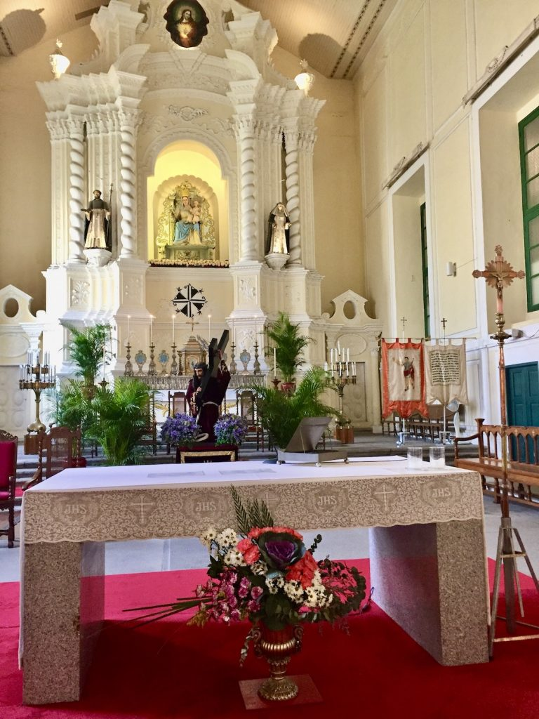 Visit Saint Dominic's Church Macau.