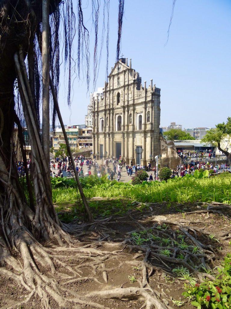 Visit Saint Paul's Ruins Macau.