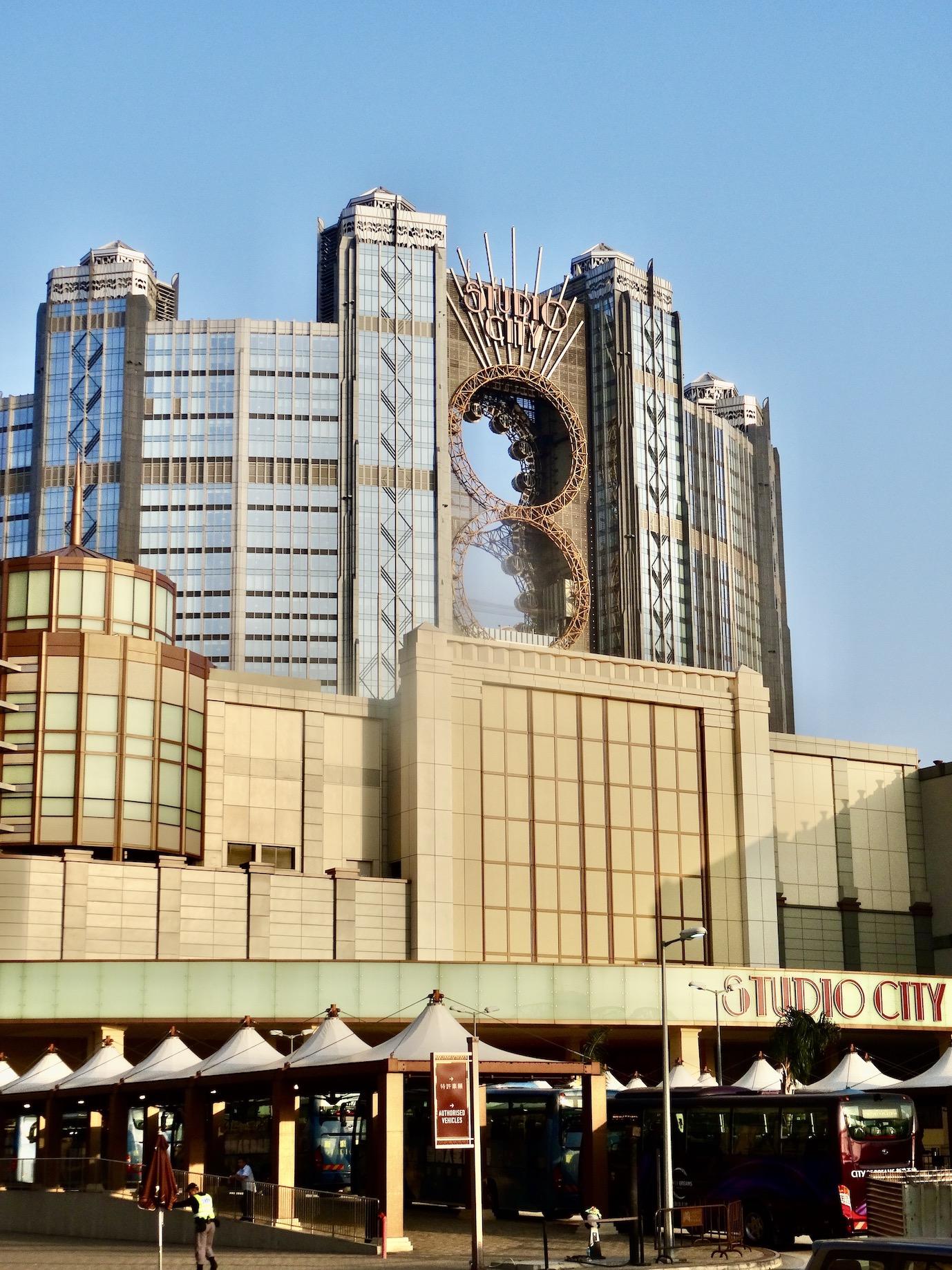 Visit Studio City Macau.
