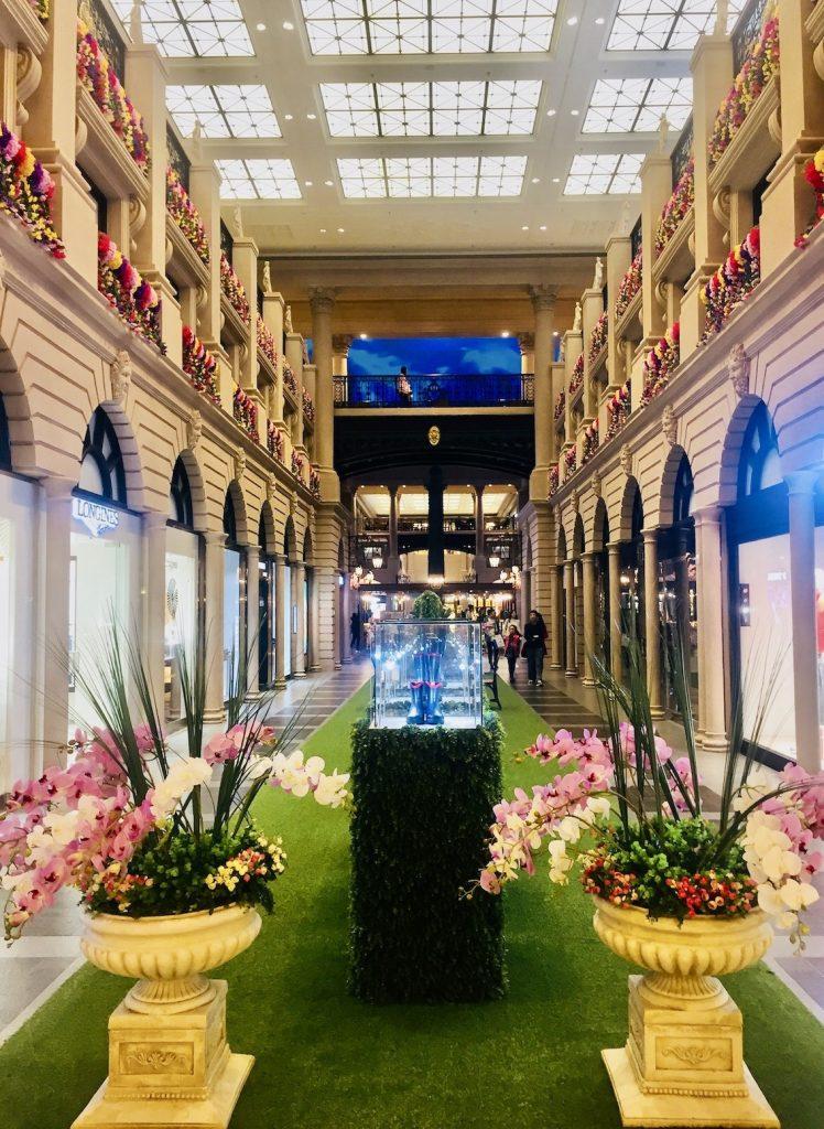 Visit The Parisian Hotel Macau.