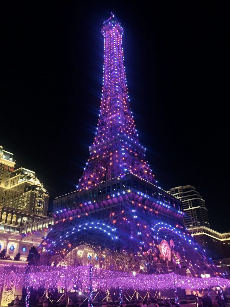 Visit The Parisian Macau.