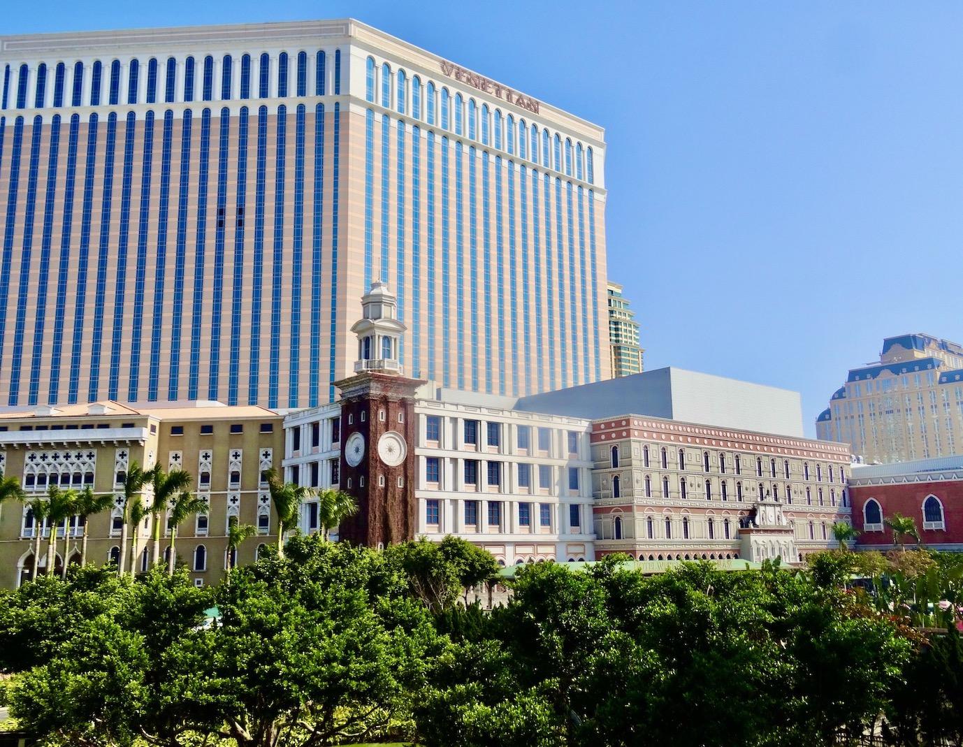 Visit The Venetian Macau.
