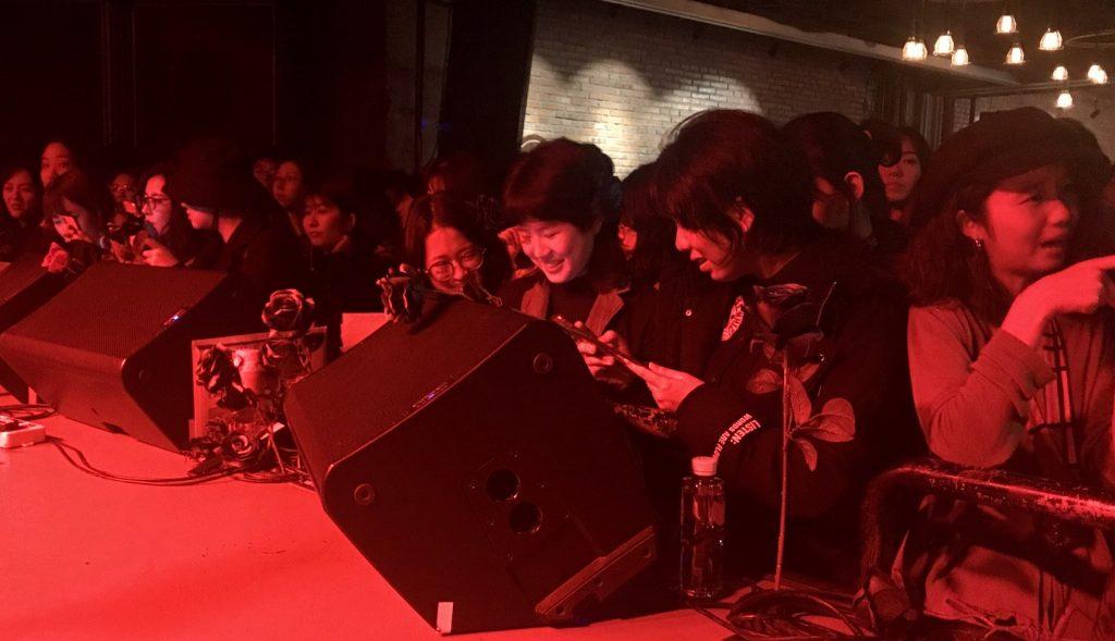 Yuyintang Park Live Music Venue Shanghai.