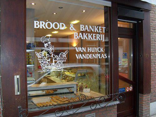 Bakery Leuven.