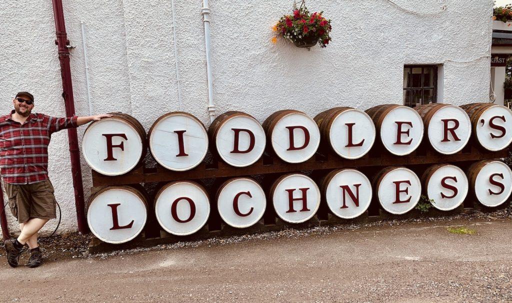 Fiddler's Highland Restaurant Drumnadrochit