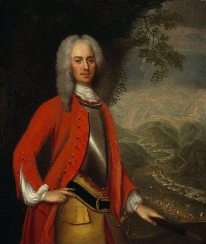 Field Marshal George Wade Fort Augustus