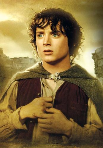 Frodo Lord of the Rings.