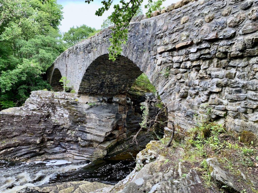 Invermoriston Old Bridge Scotland