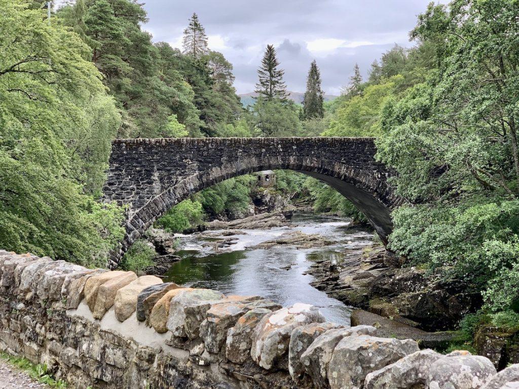 Invermoriston Old Bridge Thomas Telford