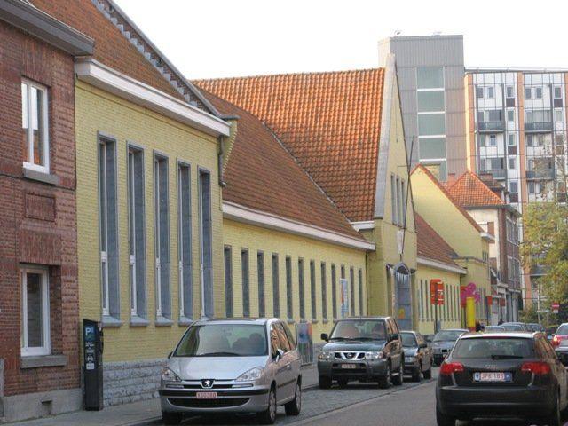 Jean Baptiste Van Monsstraat Leuven.