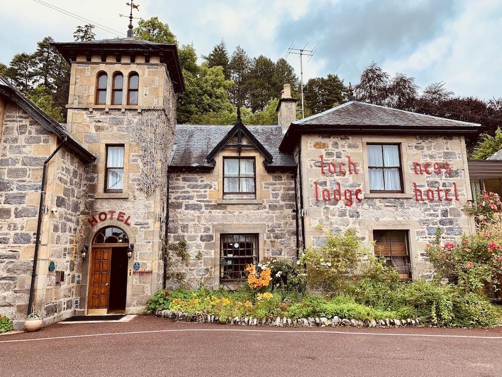 Loch Ness Lodge Hotel Drumnadrochit