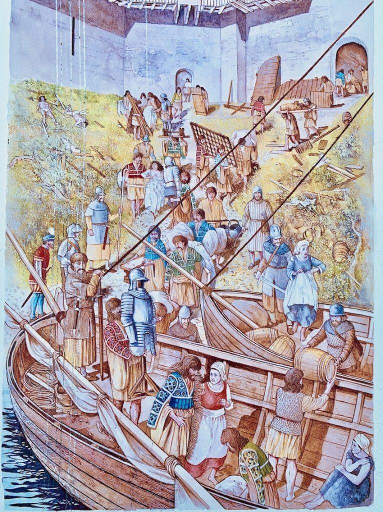 The Great Raid of Urquhart Castle 1545