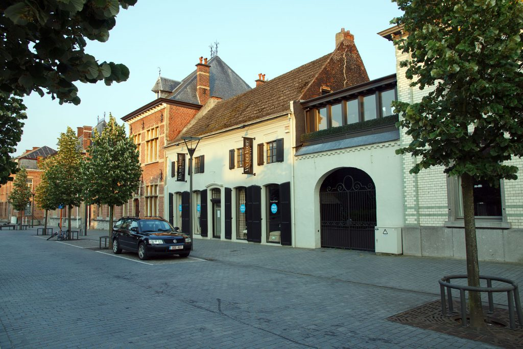 The town of Mol Belgium.