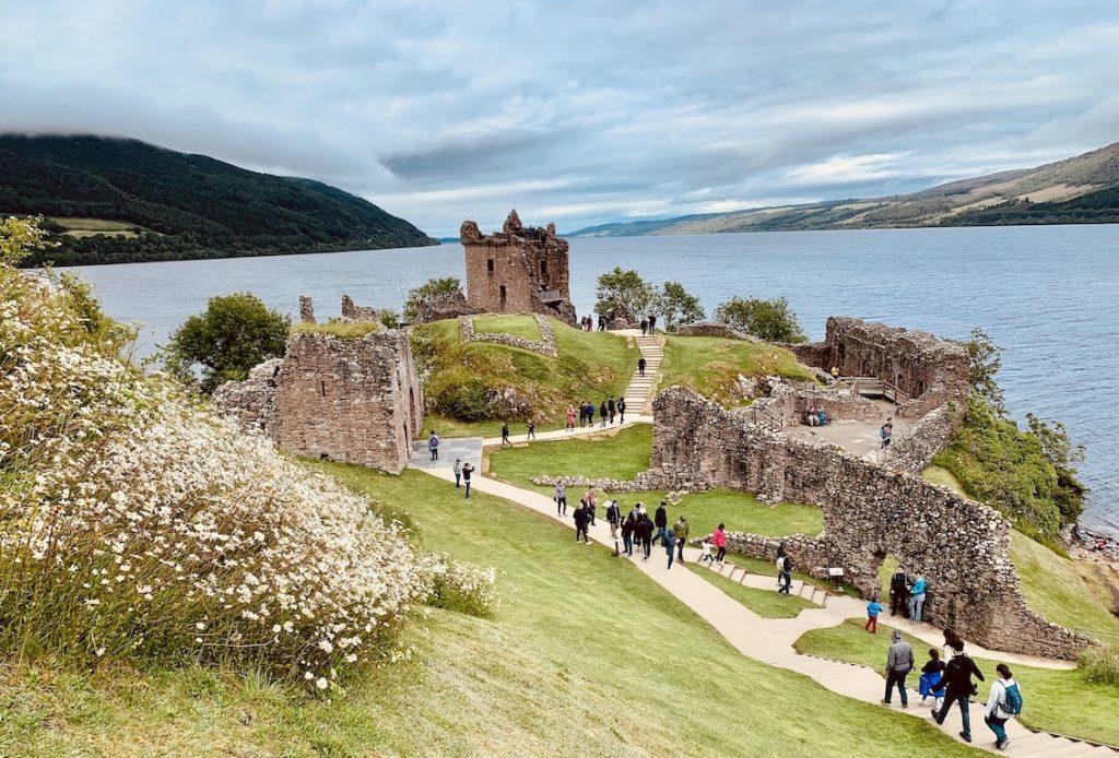 Urquhart Castle The Scottish Highlands
