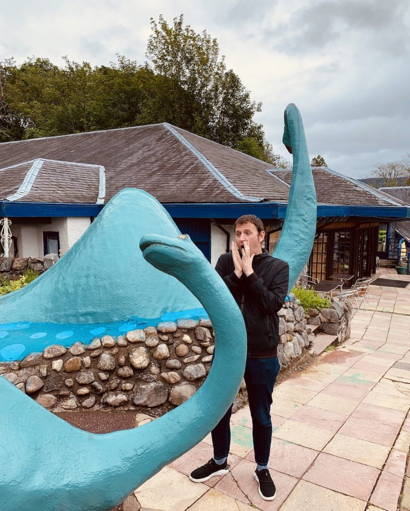 Visit Nessieland Loch Ness.