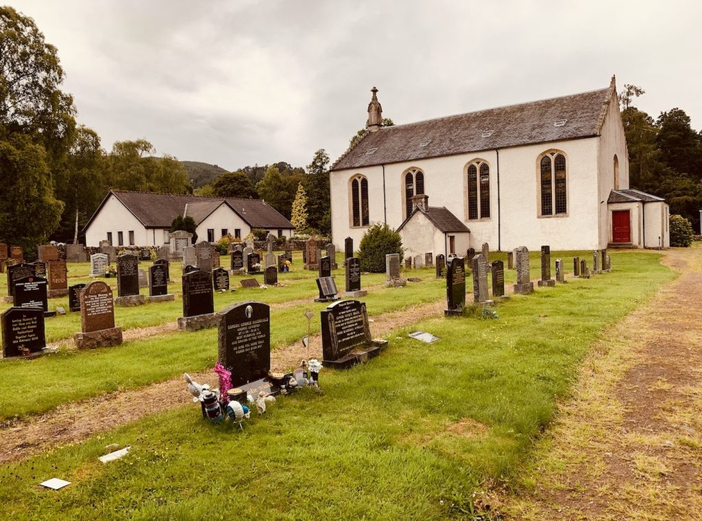 Visit Urquhart & Glenmoriston Church Drumnadrochit