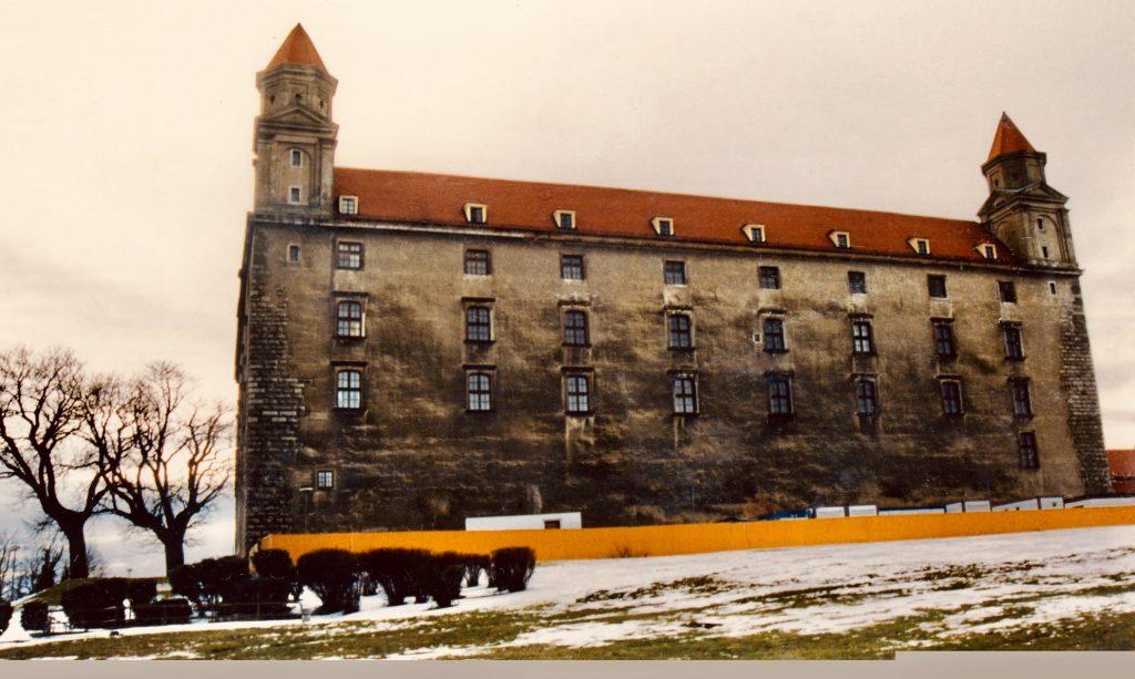 Bratislava Castle 2002.