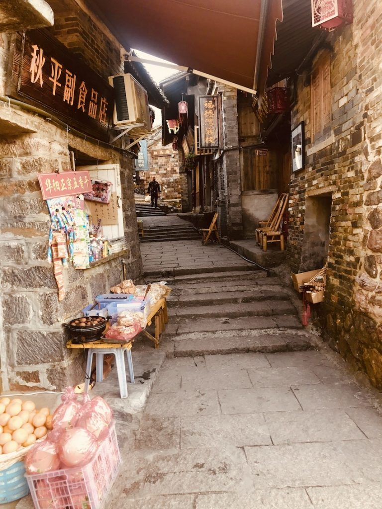 Fudewan Ancient Village China.