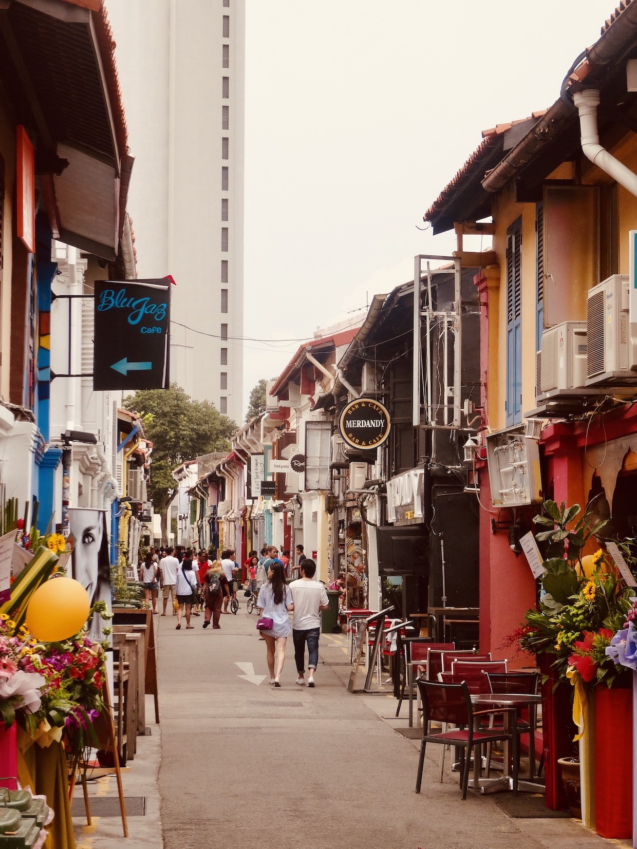 Cool Spots Around Singapore.