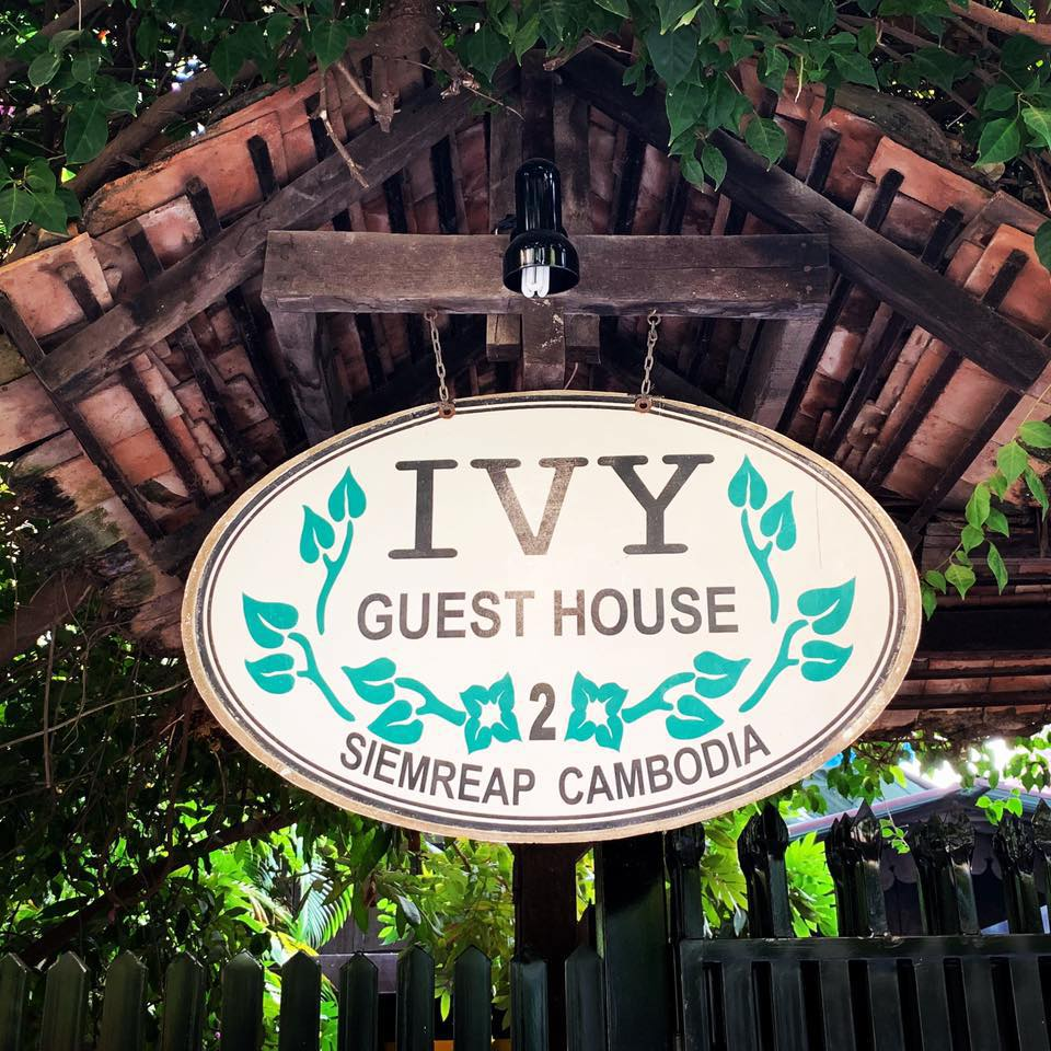 Ivy Guesthouse Siem Reap.