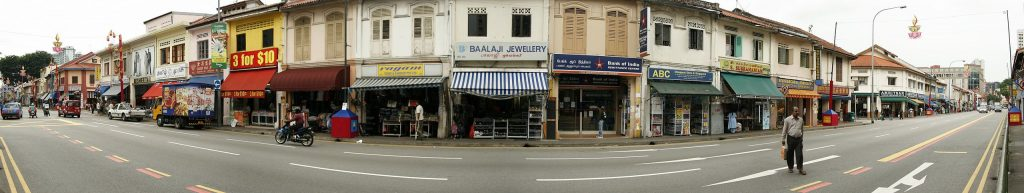 Little India Singapore.