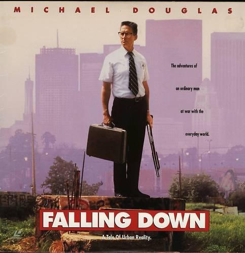 Michael Douglas Falling Down.