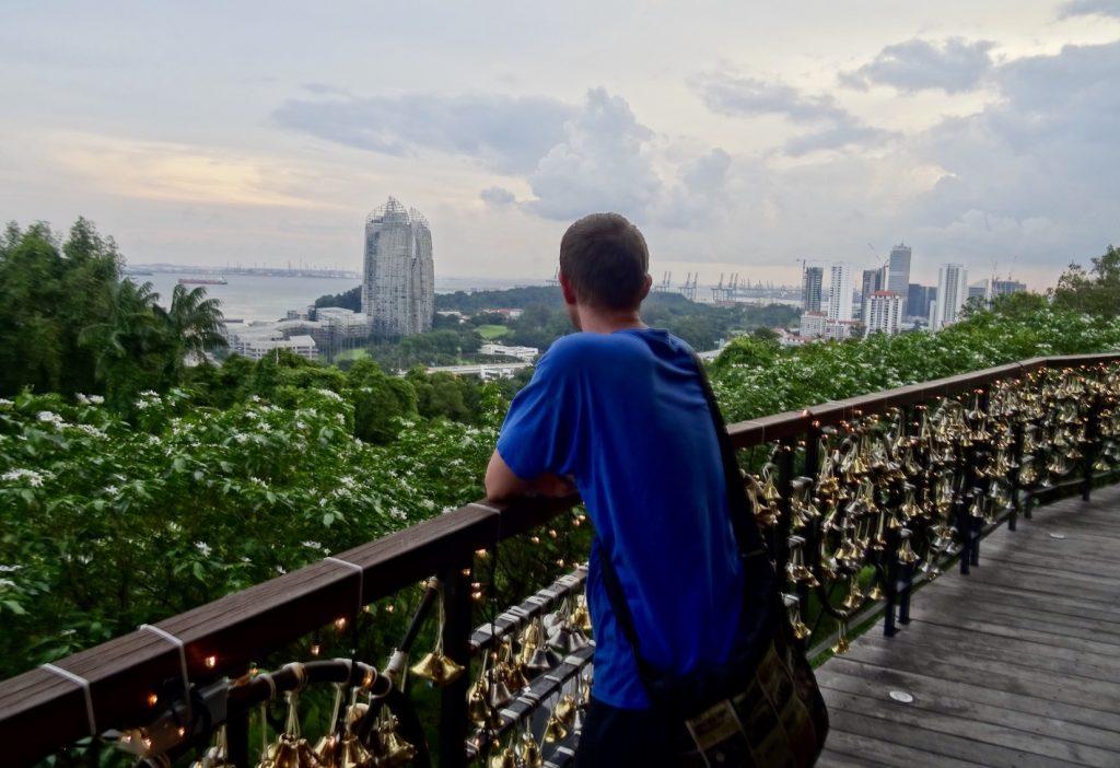 Mount Faber The Southern Ridges Singapore