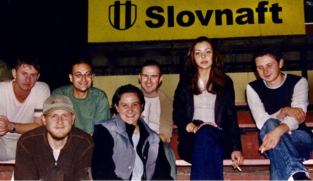 Pasienky Stadium Bratislava.