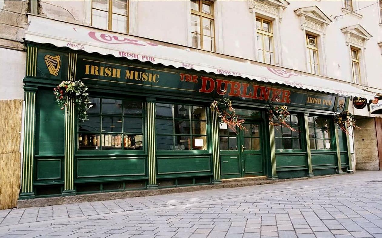 The Dubliner Irish Pub Bratislava.