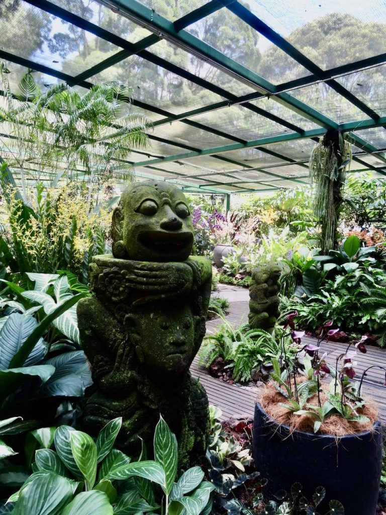 The National Orchid Garden Singapore