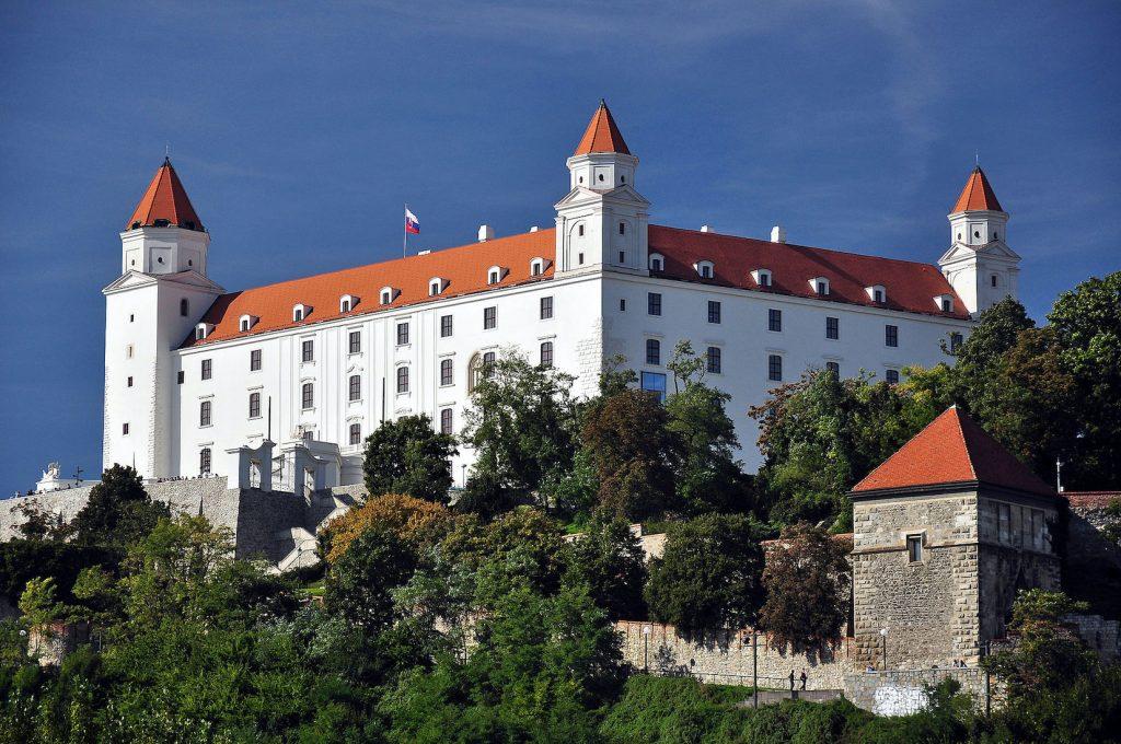 Visit Bratislava Castle.