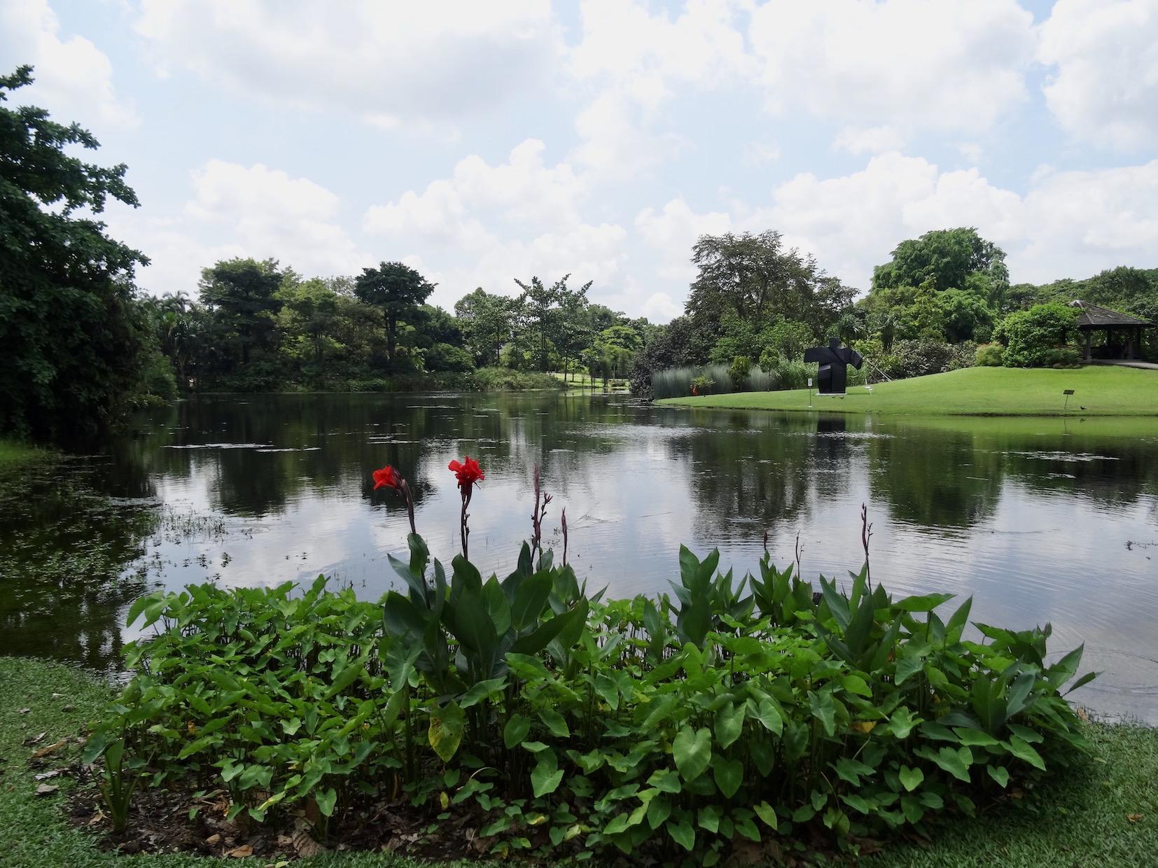 Visit Singapore Botanic Garden.