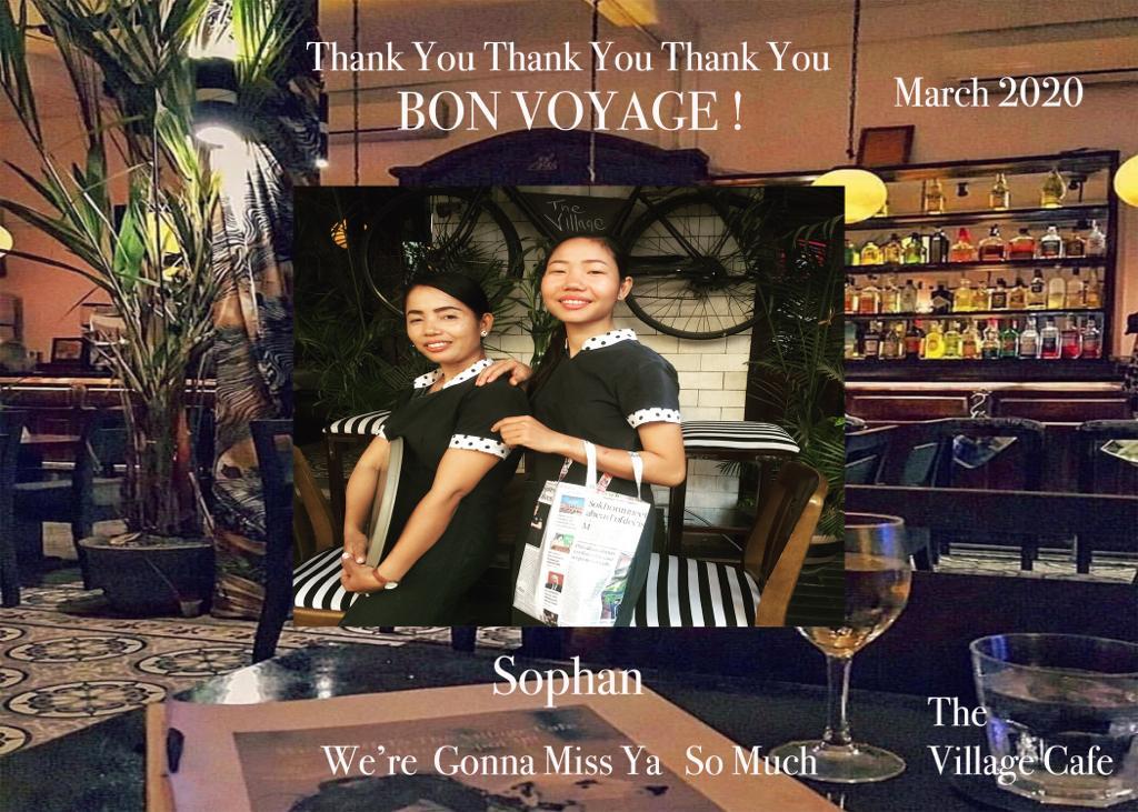 Visit The Village Cafe Siem Reap.