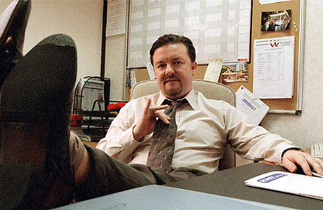 David Brent The Office.